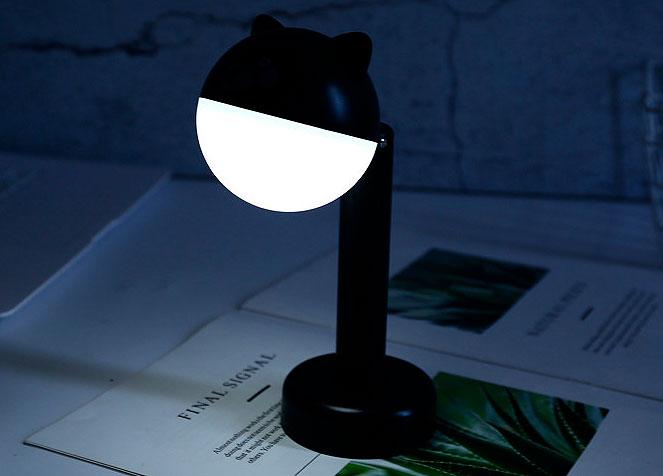 Настольная лампа «Медвежонок»