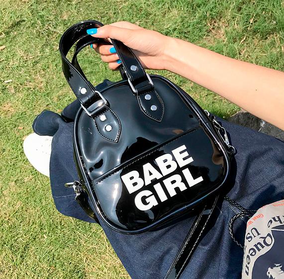 Сумочка «Babe girl»
