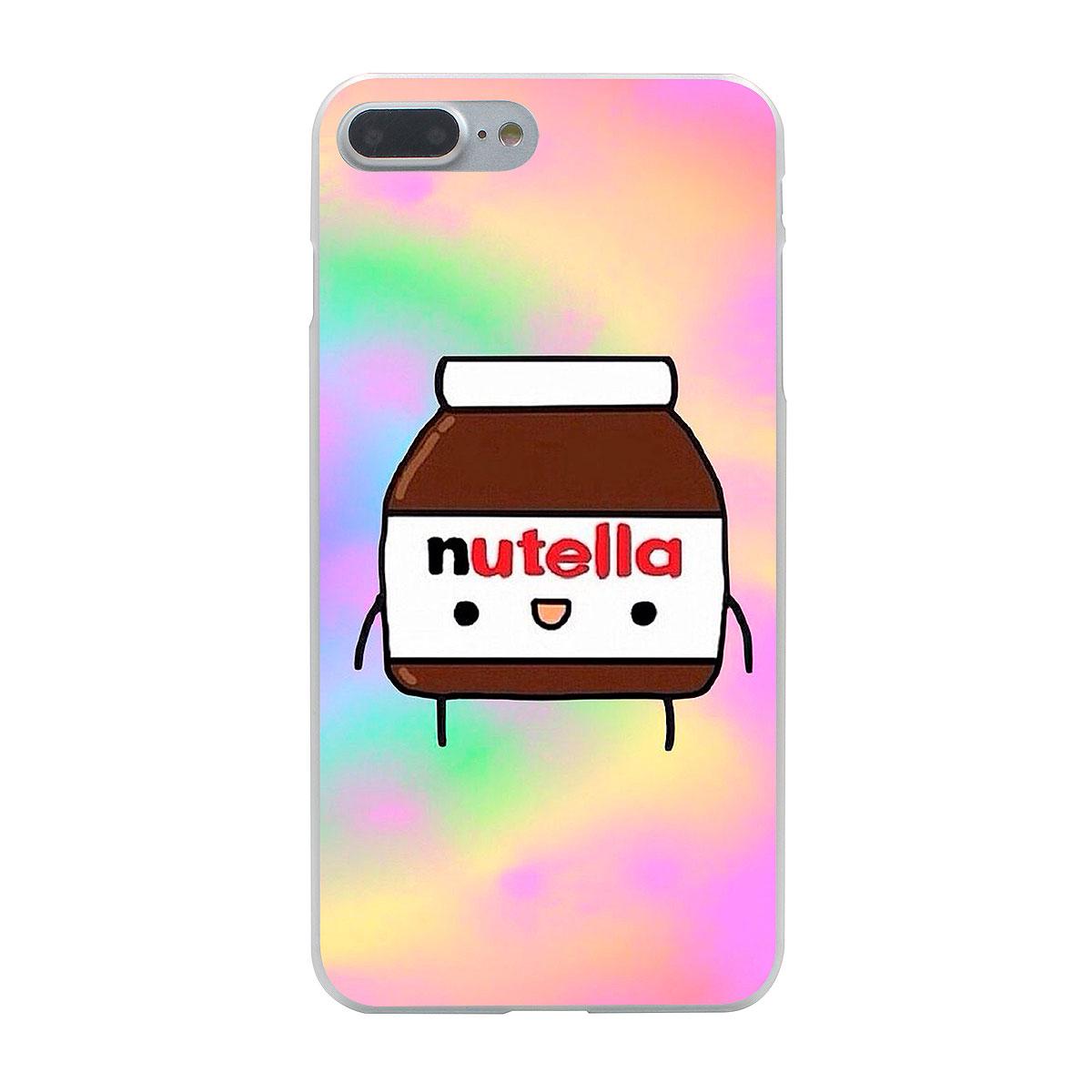 Чехол для iPhone «Nutella»