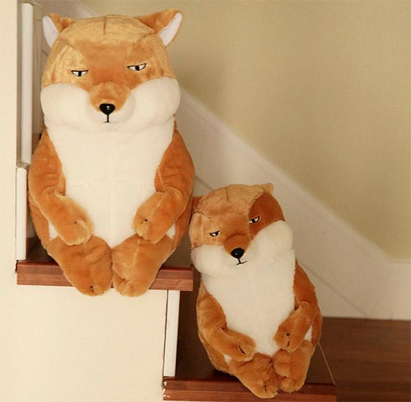 Мягкая игрушка «Крутой лис»