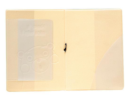Обложка на паспорт «Инопланетянин»