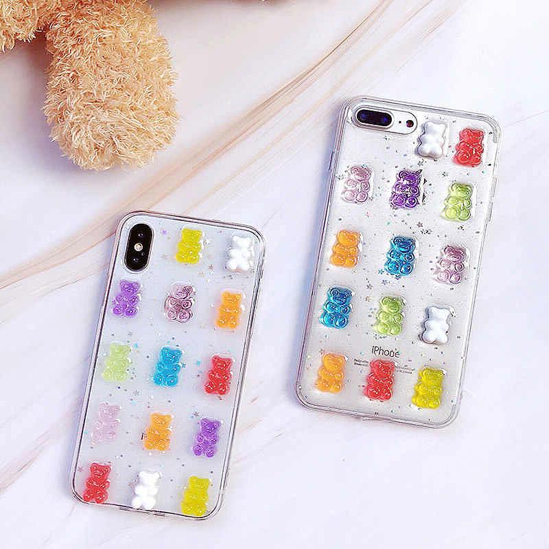 Чехол для iPhone «Haribo»