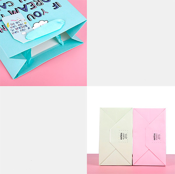 Подарочный пакет «Inscription» большой