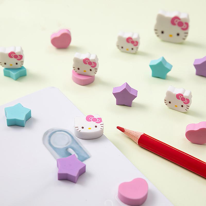 Набор стирательных резинок «Kitty Kat»