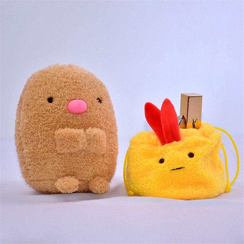 Мягкая игрушка с мешочком «Sumikko Gurashi»