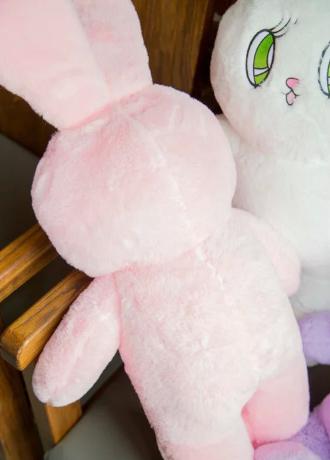 Мягкая игрушка «Милый зайка»