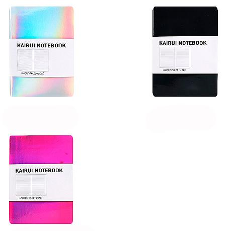 Блокнот «Holography» средний