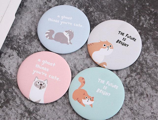 Зеркальце «Cute cat»