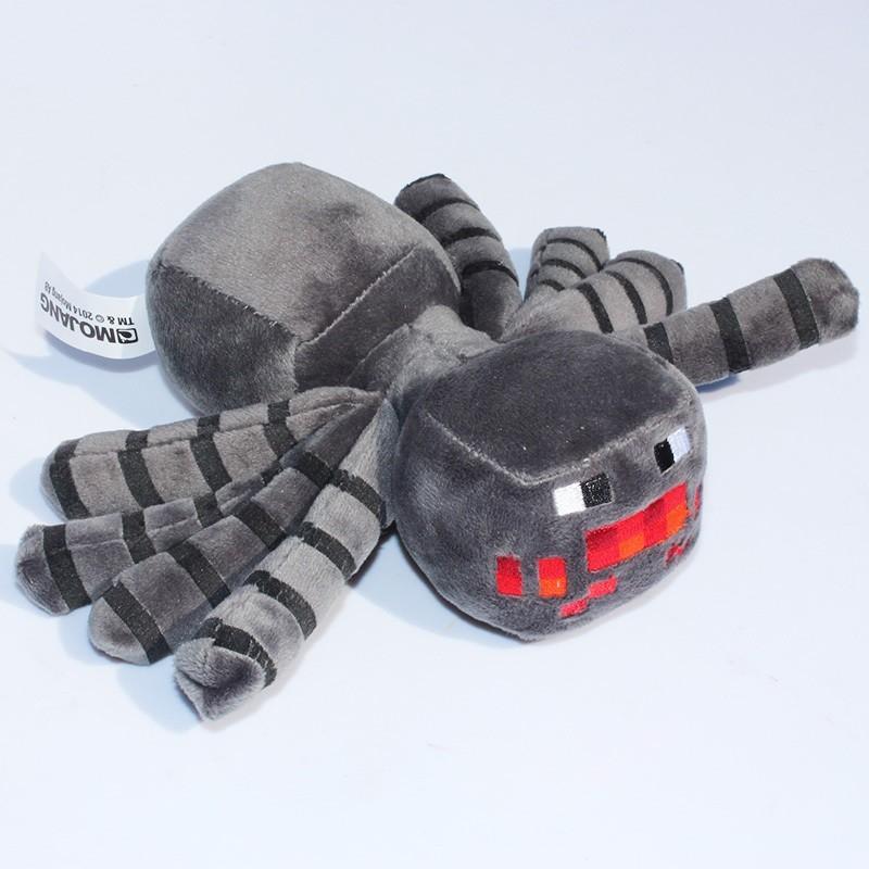 Мягкая игрушка «Паук из Minecraft»