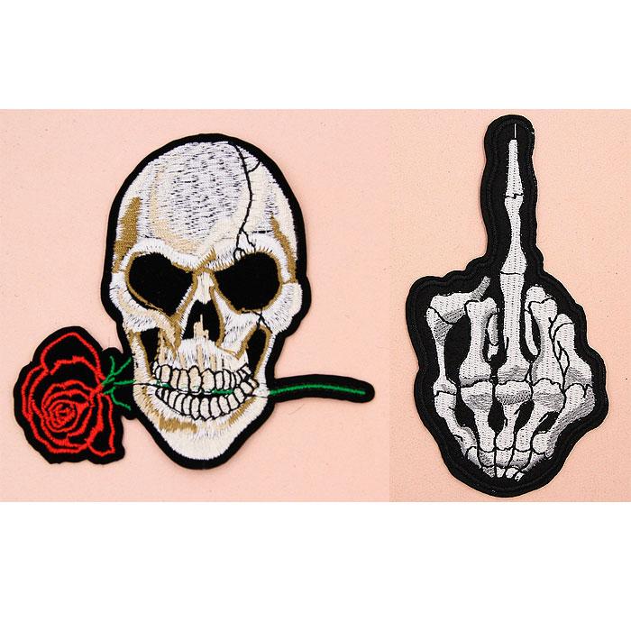 Нашивка «Skeleton»