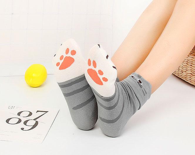 Носочки «Cat's paw»