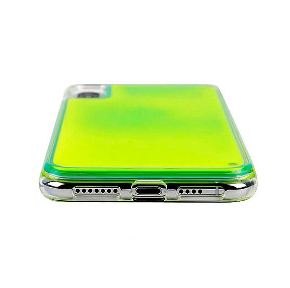 Чехол для iPhone «Glowing sand»