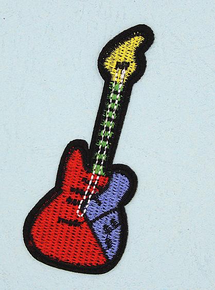 Нашивка «Гитара»