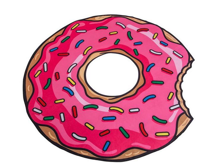 Скатерть для пикника «Пончик»