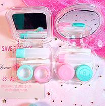 Футляр для хранения контактных линз «Sailor moon»