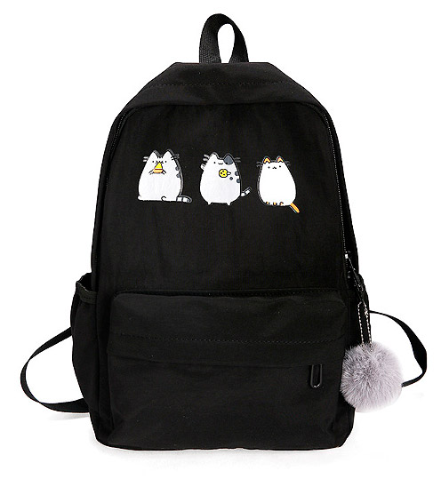 Рюкзак «Кот Пушин»