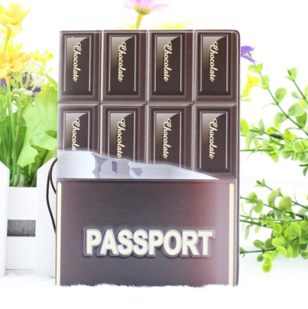 Обложка на паспорт «Chocolate»