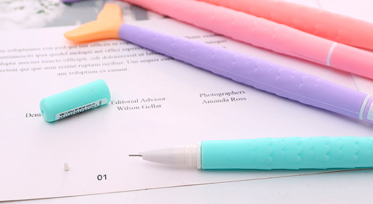 Ручка «Mermaid tail»