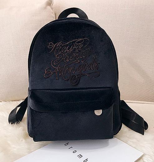 Рюкзак «Бархат»