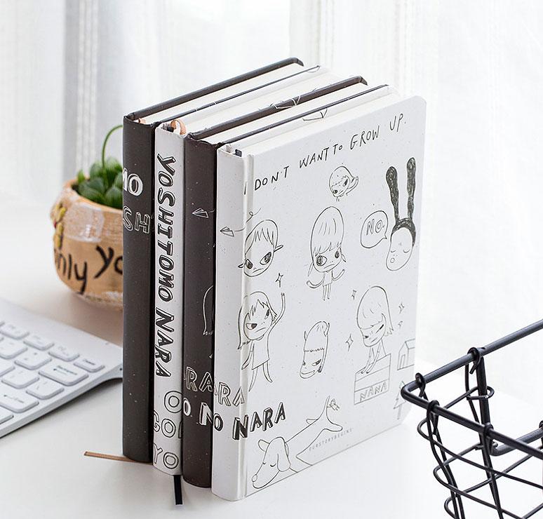 Блокнот «Yoshitomo Nara art»