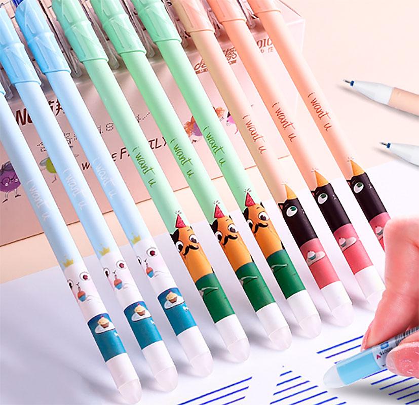 Ручка со стирательной резинкой «Cat»