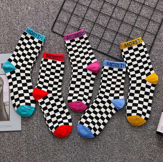 Носки «Chessboard»