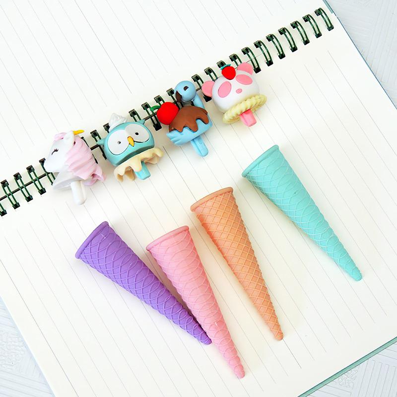 Стирательная резинка «Animal ice cream»