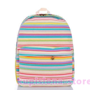 Рюкзак с принтом «Полосатый»