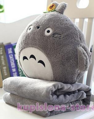 Мягкая игрушка-подушка+плед