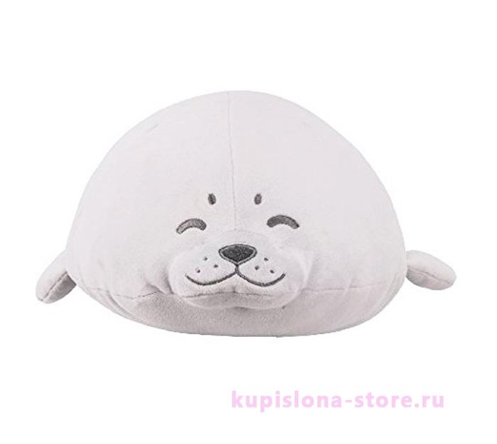 Мягкая игрушка для обниманий «Нерпа» большая