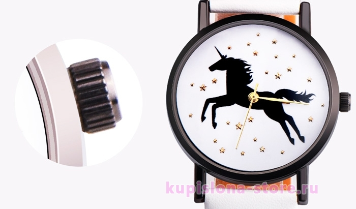 Наручные часы «Звездный единорог»
