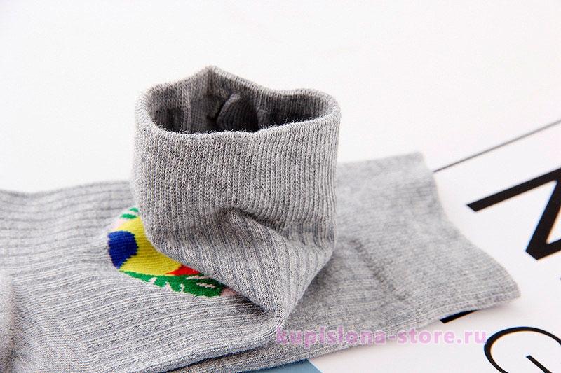 Носочки «Попугай»