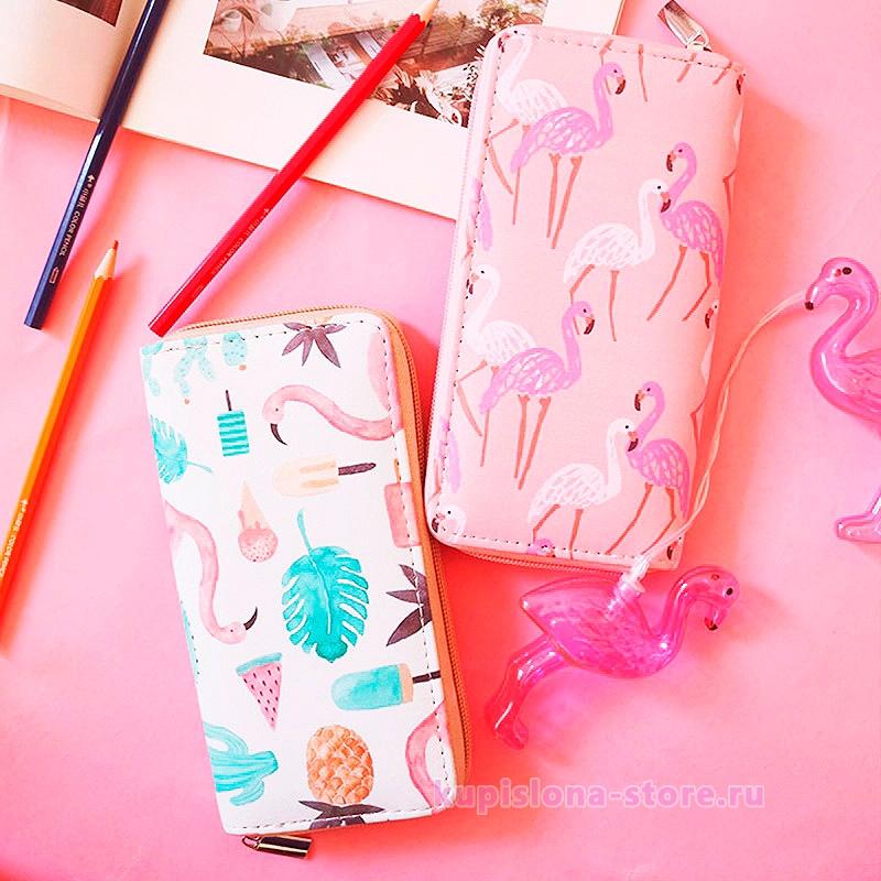 Кошелек «Фламинго»