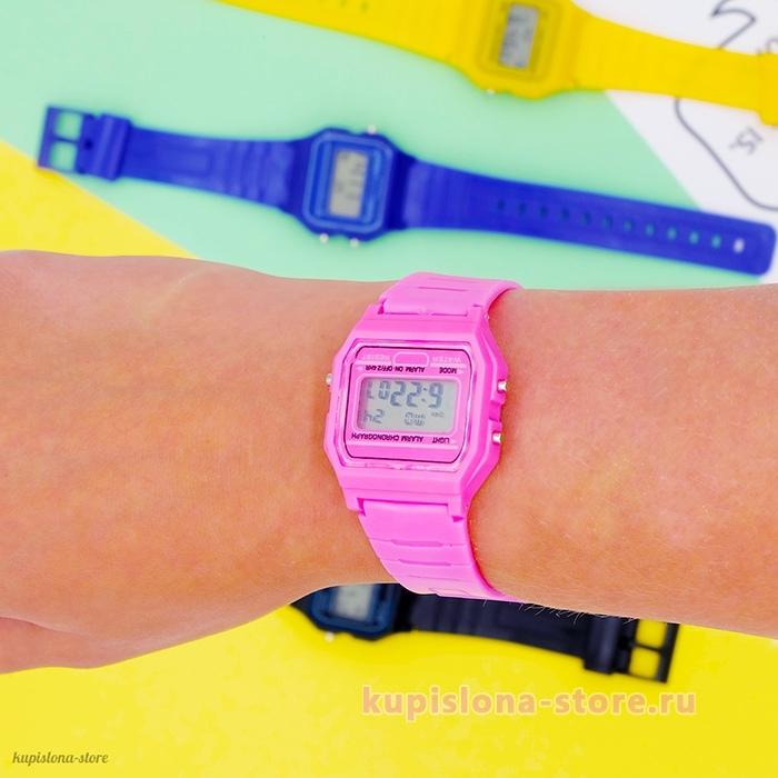 Наручные электронные часы «Color»