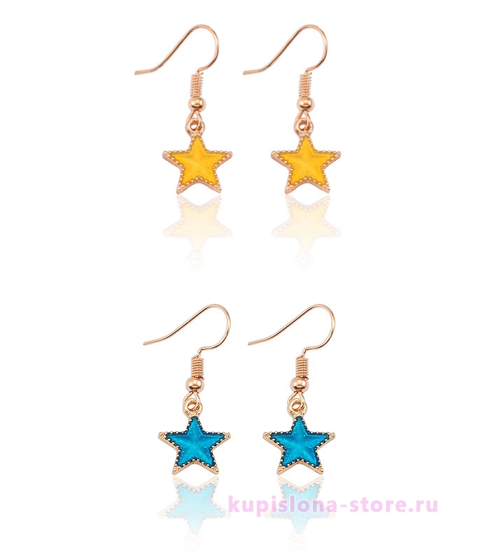 Серьги «Bright Star»