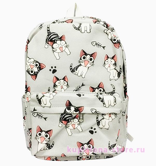 Рюкзак «Котенок Чи»