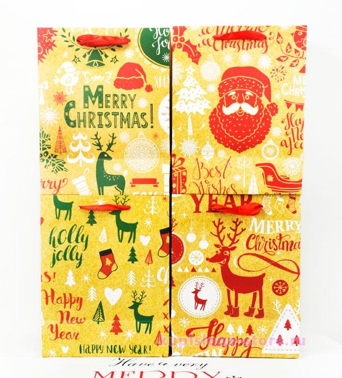 Подарочный пакет «Праздник к нам приходит»