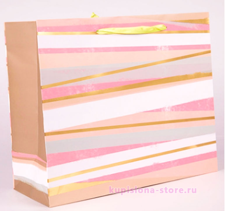 Подарочный пакет «Geometria»