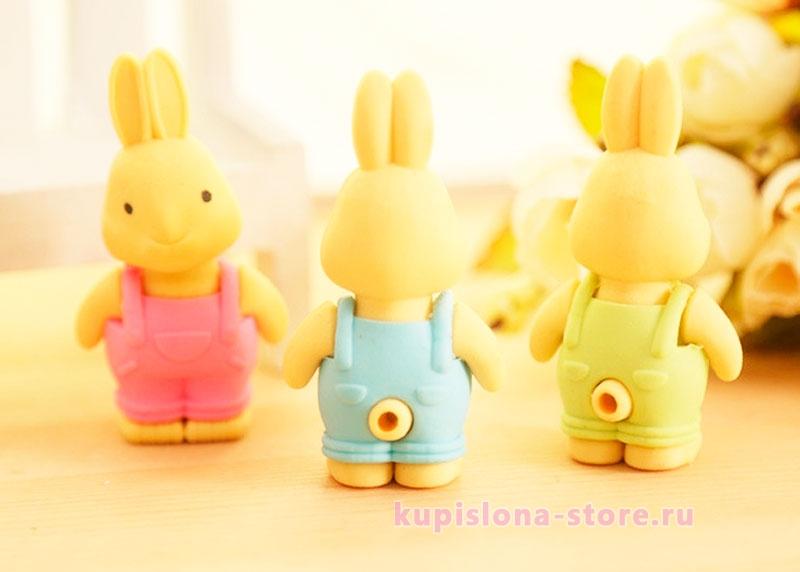 Стирательная резинка «Hare»