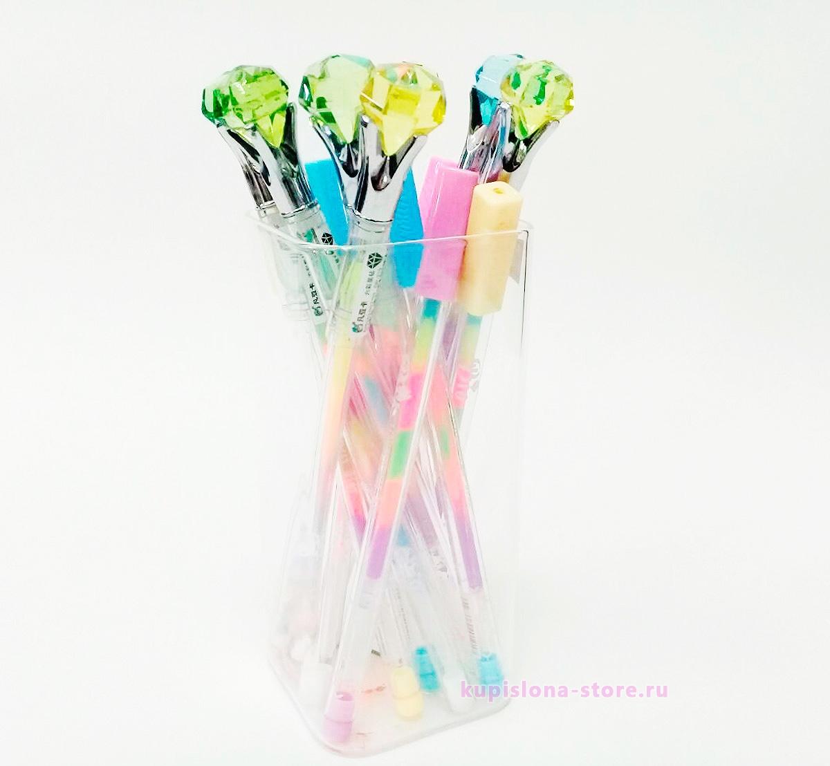 Карандашница (стекло)