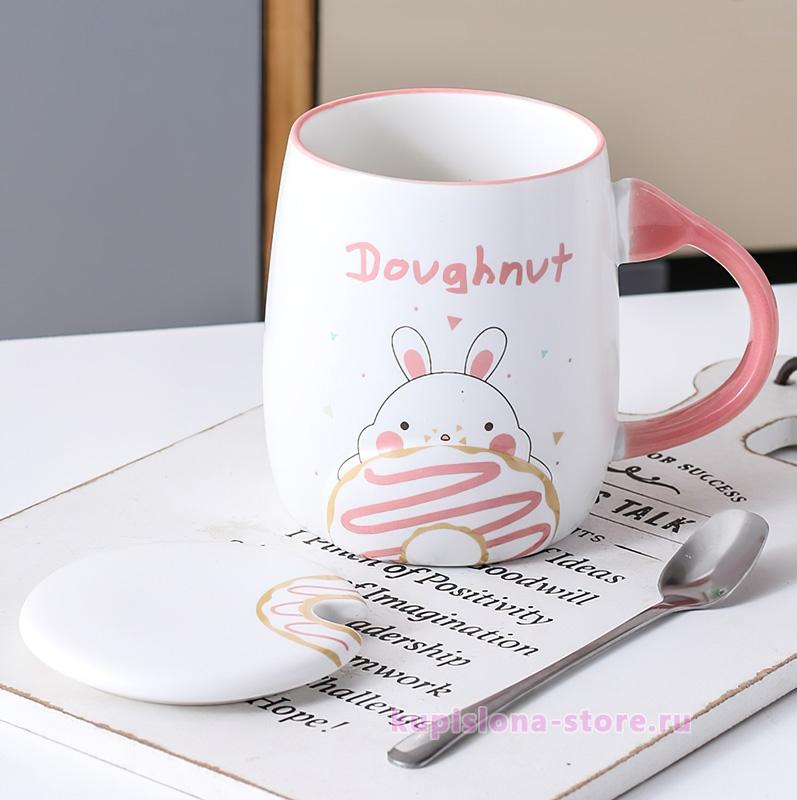 Кружка «Dovghnut»