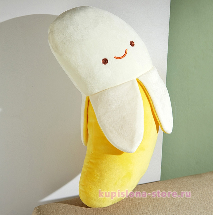 Мягкая игрушка «Banana face»