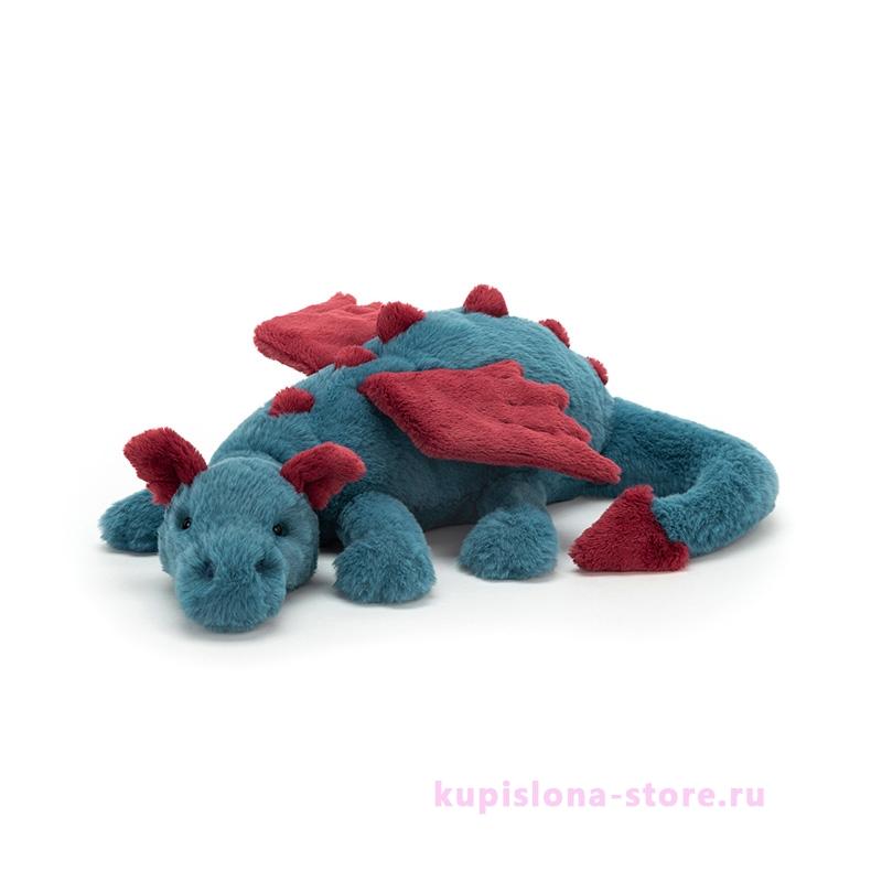 Мягкая игрушка «Дракончик»