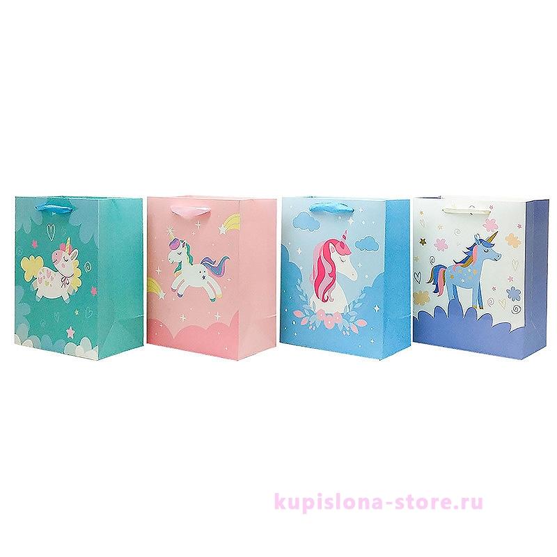 Подарочный пакет «Dream of the Unicorn» маленький