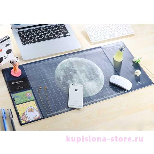 Многофункциональный коврик для мышки