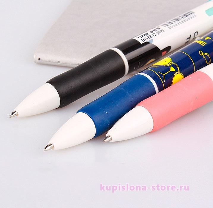 Ручка с 4-мя стержнями «Cat's time»
