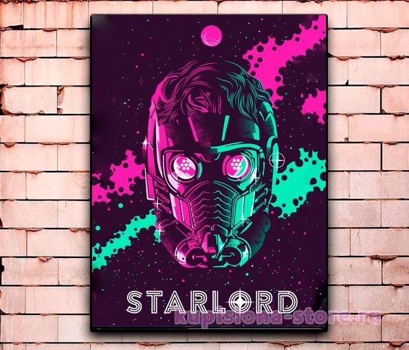 Постер «Guardians of the Galaxy» большой