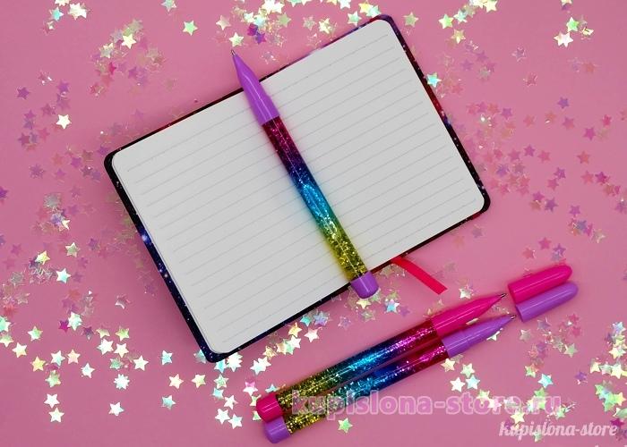 Шариковая ручка «Волшебная палочка»
