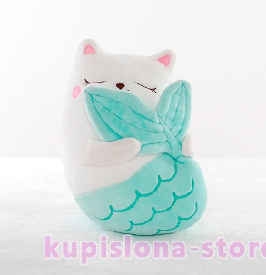 Мягкая игрушка «Кошка-русалка»