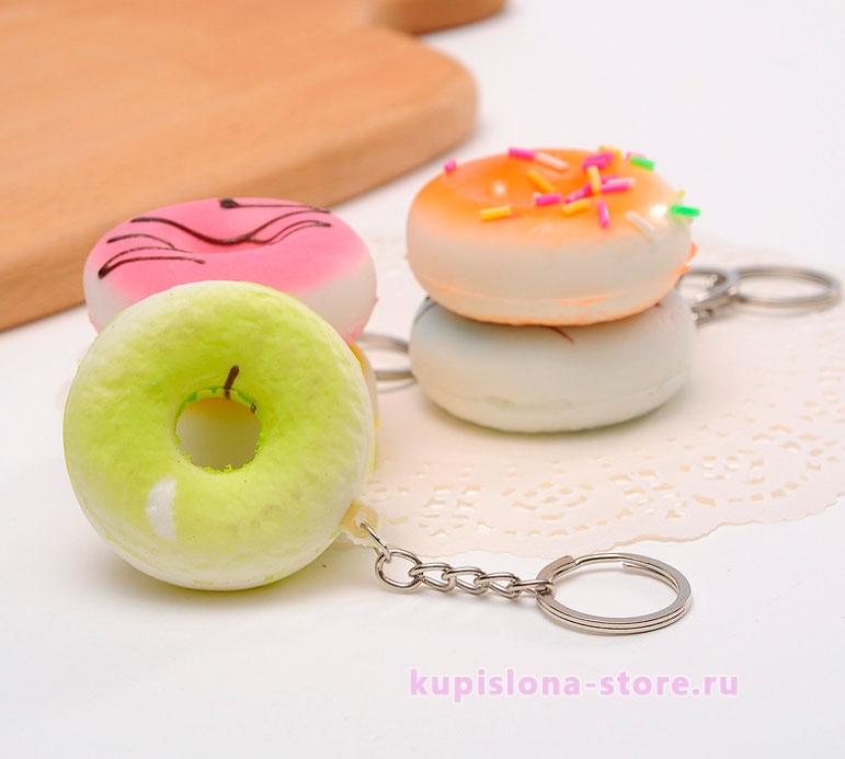 Брелок «Пончик»